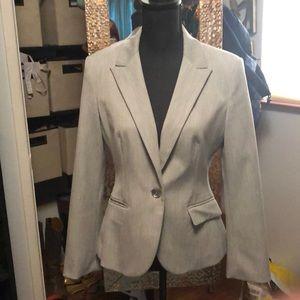 Express grey blazer